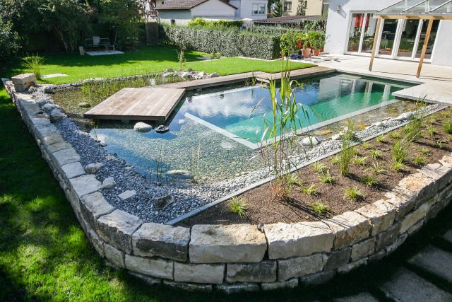 Grimm Pools Gärten Kirchheimteck